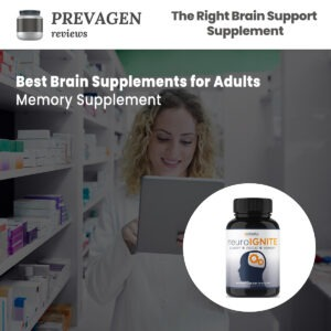 The Right Brain Support Supplement